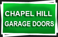 Chapel Hill Garage Door